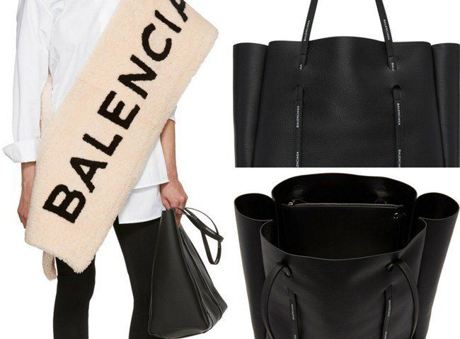 17 Extremely Stylish Balenciaga Tote Shopping Bags – No Blacket or Ikea Totes