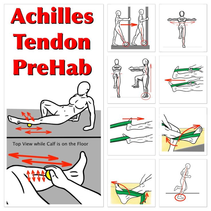 Is your Achilles tight or sore? Here's a PreHab routine to help you restore mobility and stability!  For detailed instructions follow the link to the PreHab Exercises Facebook page: https://www.facebook.com/prehabexercises/posts/589404867825613  #prehab #achillestendon #achillesprehab #buildingathletes #preparetoperform #keepgettingbetter