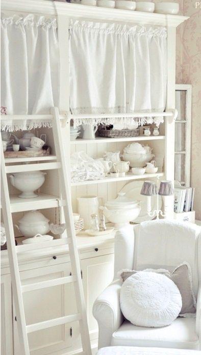 white is so lovely.