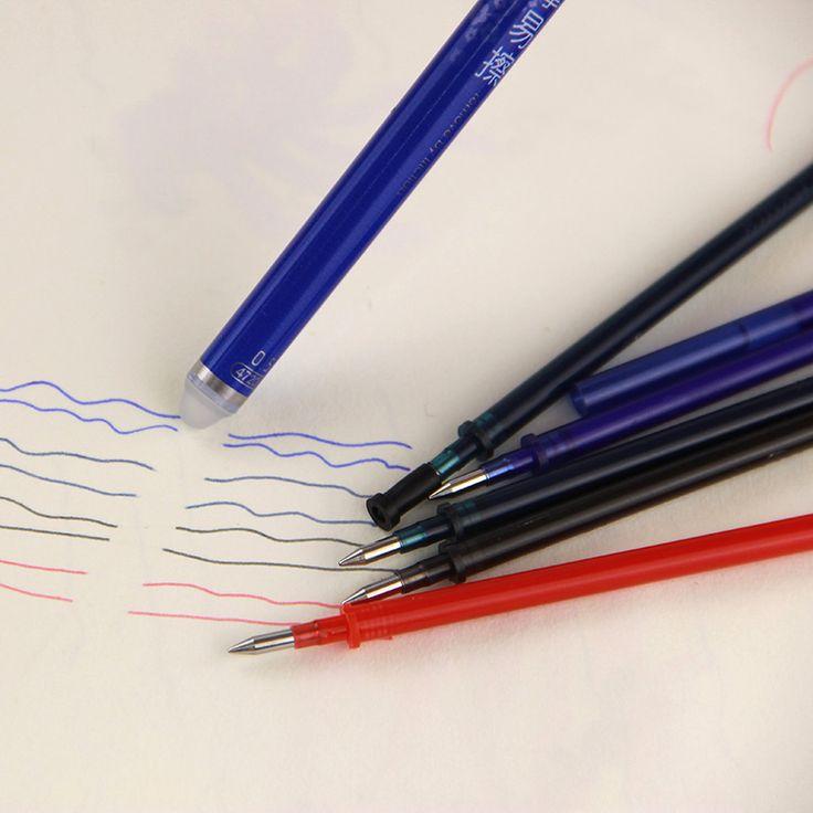 Refil de caneta apagável