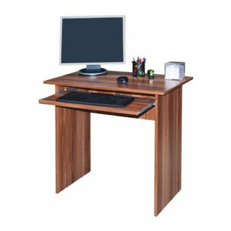 Jednoduchý PC stôl s výsuvom 38€