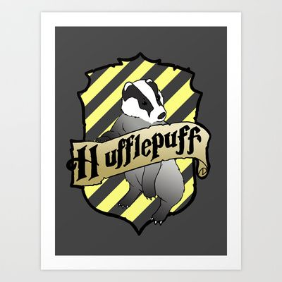 386 Best Hufflepuff Badger Images On Pinterest Badger