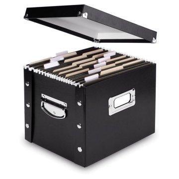 Snap N Store File Box.