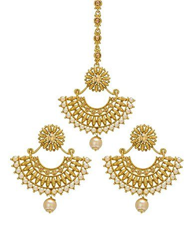 VVS Jewellers Indian Bollywood Gold Plated White Pearls W... https://www.amazon.com/dp/B072C989J4/ref=cm_sw_r_pi_dp_x_NoNpzbRW9D19P