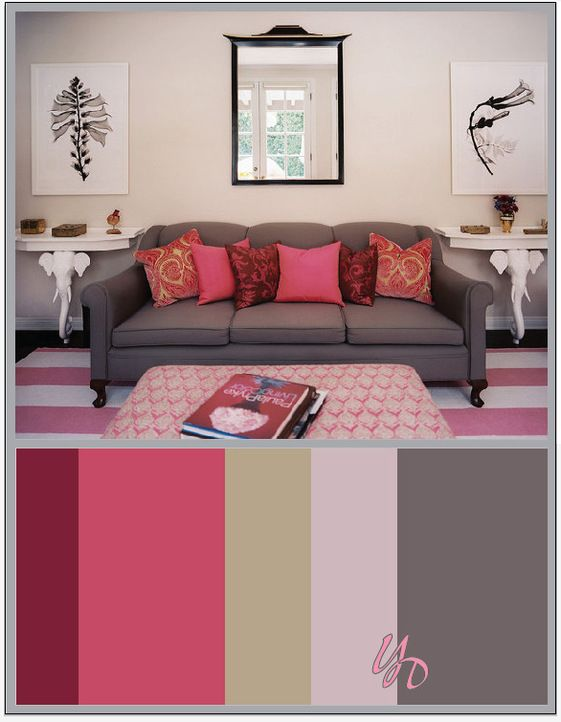 Beautiful Colour Scheme | Deco | Pinterest | Room, Living rooms and ...