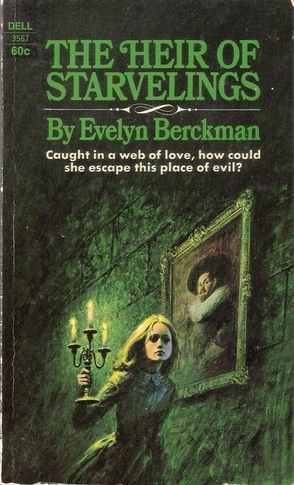 Evelyn Berckman- She is lauded as a hidden gem among the gothic genre