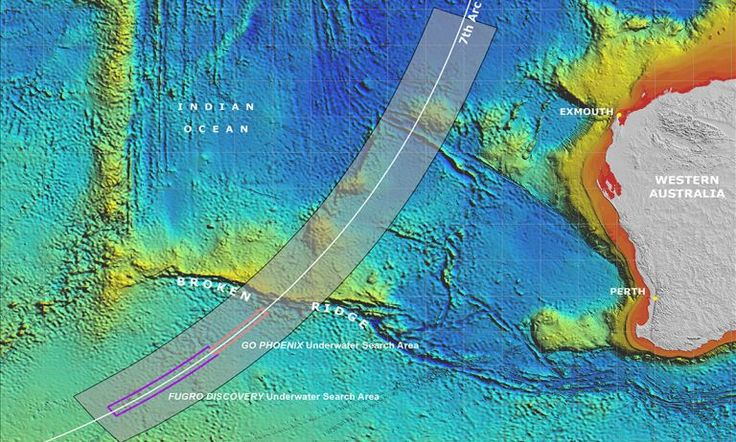 MH370 - The #Science Behind the Search for #Flight #MH370   Particle