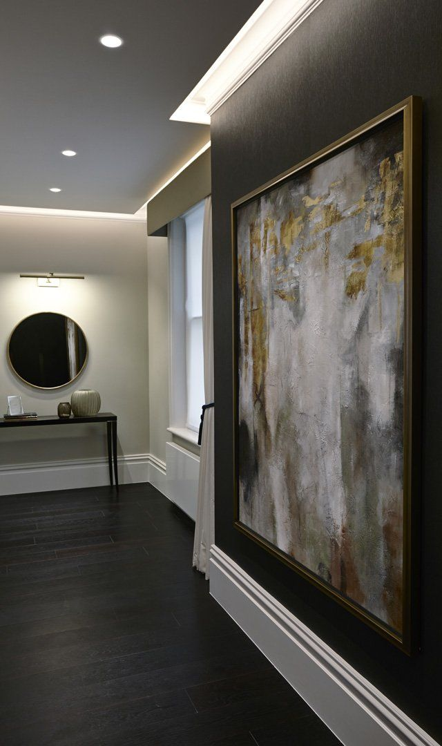 25 best ideas about hallway art on pinterest galleries for High end interior design