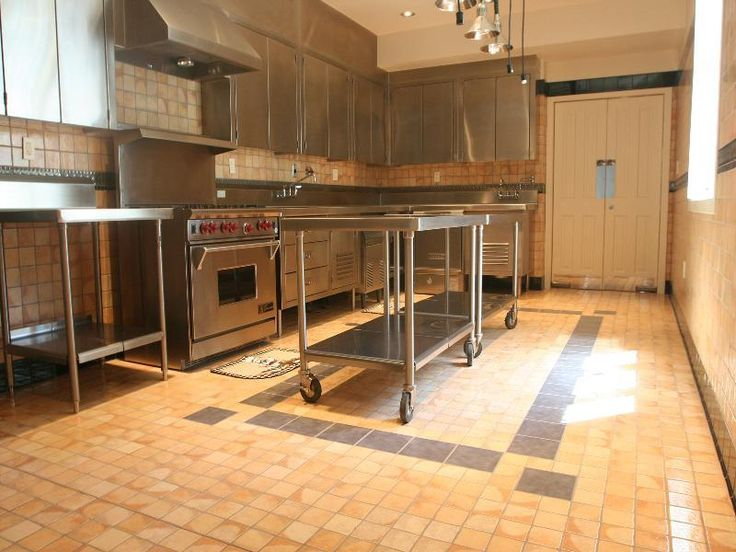 Commercial Kitchen In Home Commercial Kitchen Love This But All The Other Colors