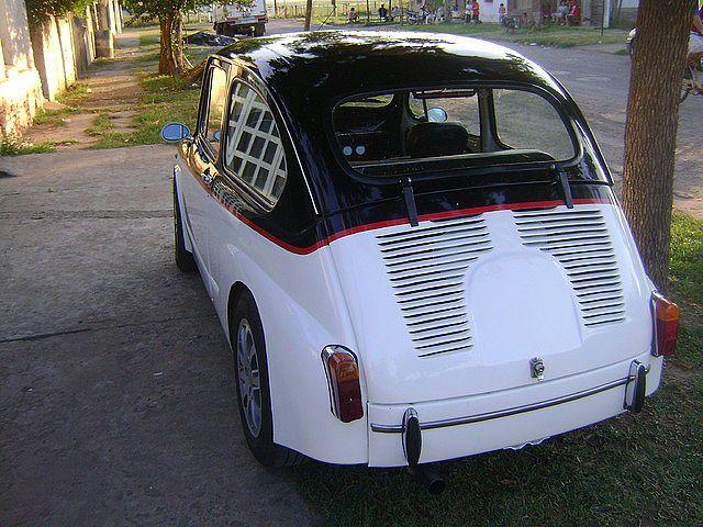 Fiat 600 Club - Pasión por el Fitito - Mi regalo de 18! :) mi hermoso Fiat 600R ACTUALIZADO 23/07/12 - Tu Fito