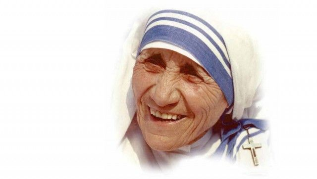 Десять заповедей Матери Терезы