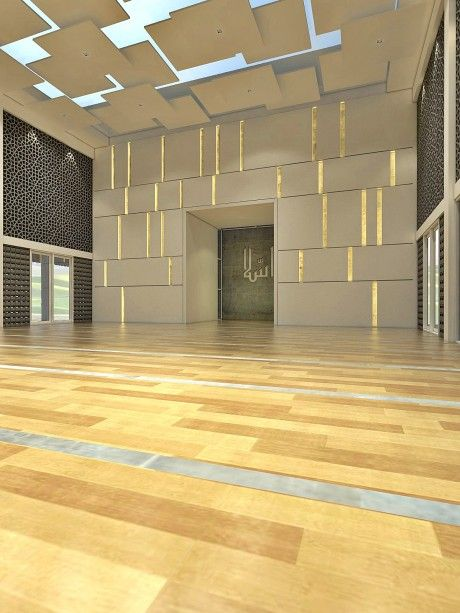 Masjid 99 Cahaya   Andyrahman Architect Project