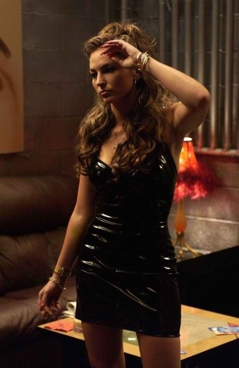 The Sopranos - loved Adriana - one of my favorite characters!