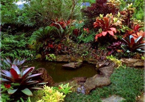 Tropical Garden Design Ideas The Best Garden Design Landscape Simpleu2026