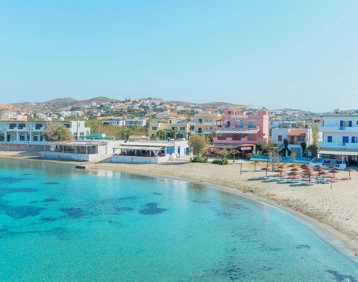 Σύρος: Οι πιο ρεμπέτικες παραλίες της