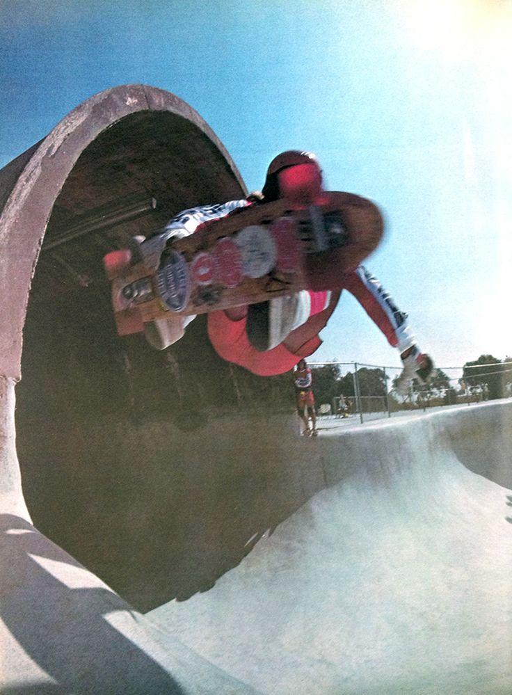 """Charlie"", Uplands, 1978 #Skateboarding....so rad!"