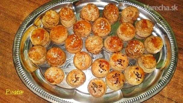 Rýchle jednoduché tvarohové pagáčiky (fotorecept) - Recept