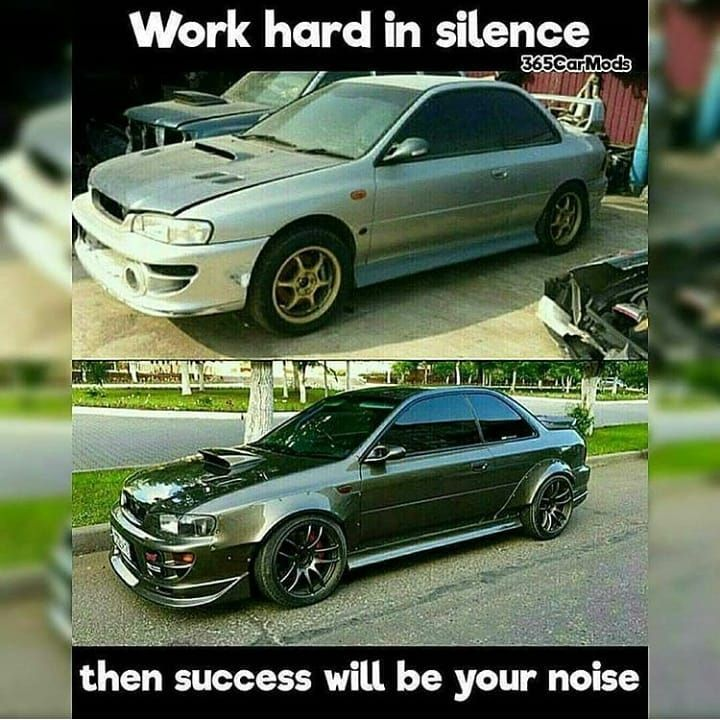 Work hard in #silence then #success will be your #noise