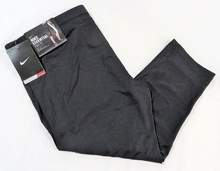 New nike drifit essentials womens running capri pants