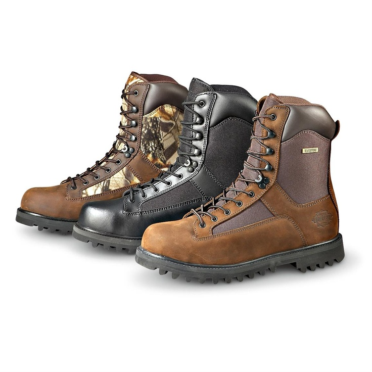 Mens Guide Gear® Thinsulate™ Ultra Insulation Sport Boots $59.99