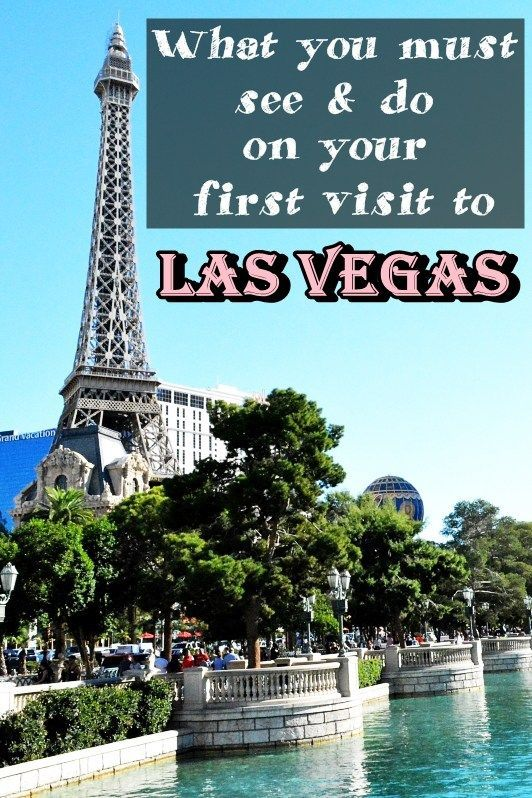 What you must see&do on your first visit to Las Vegas, Nevada http://whisperwanderlust.com/must-do-first-visit-to-las-vegas/