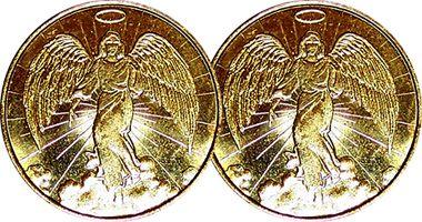 Token Us Guardian Angel Good Luck Angel Coin