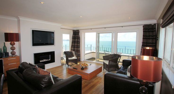 Devon Beach Penthouse Woolacombe Holiday Cottages Comfortable Seating
