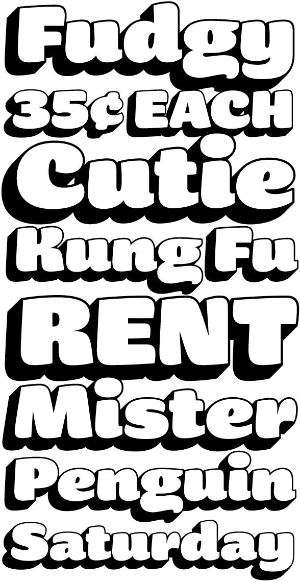 Smidgen — another nice fun font from House.: Freakin Free, Font Fantasy, Fun Stuff, Free Fonts, Hand Type, Piccolo Mag, Business Practices, Fun Fonts