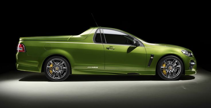 HSV GTS Maloo : world's fastest ute