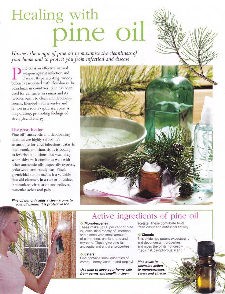 Herbalism | #healing with #pine #oil