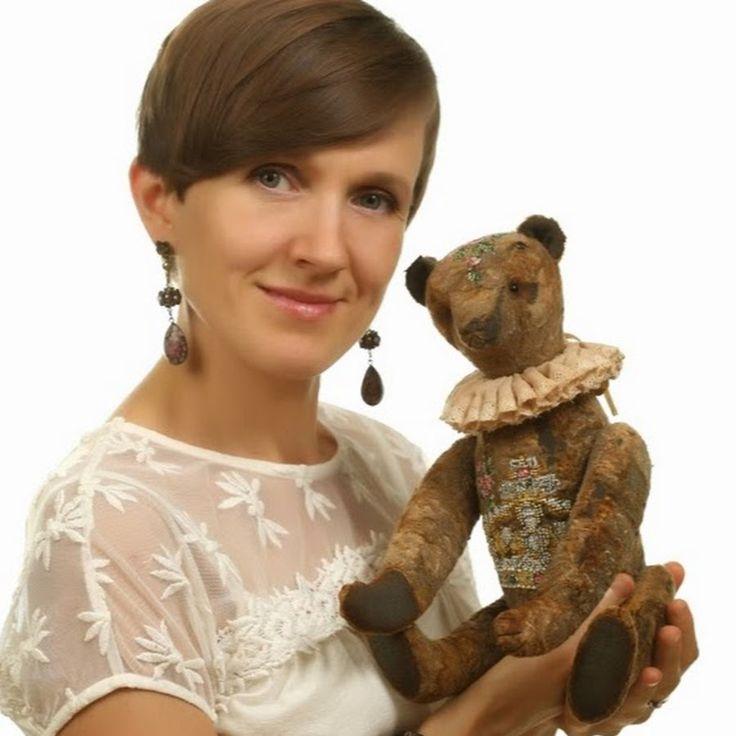 Авторские мишки тедди, обучающие курсы по созданию тедди медведей, интересные мастер-классы и ещё много интересного из тедди мира вы сможете найти на моём ка...