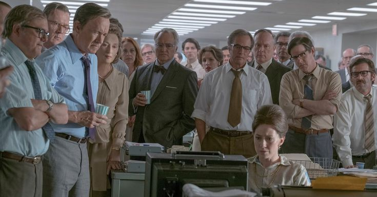 #MONSTASQUADD The Carpetbagger: Why Didn't Steven Spielberg Get an Oscar Nomination for 'The Post'?