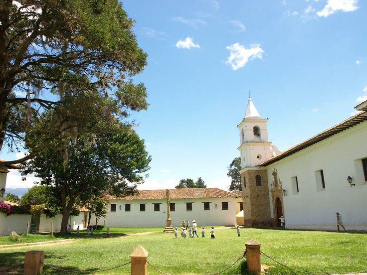 Villa de Leyva  Iglesia del Carmen