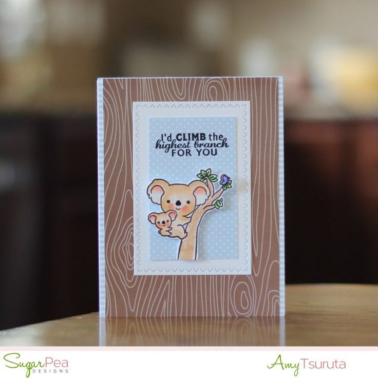 "Hi friends! SugarPea Designs has some of the ""sweetest"" designs available in stamps today.  To learn about this family owned …"