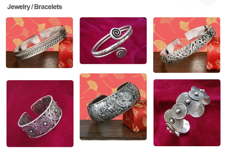 Select 'Visit' to view the catalog of our tribal bracelets