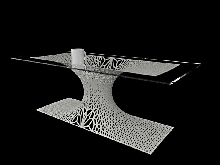 3d Printed table!