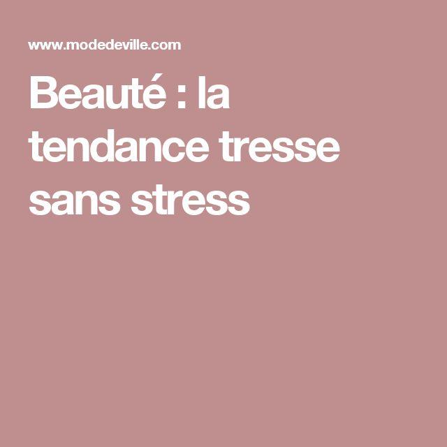 Beauté : la tendance tresse sans stress