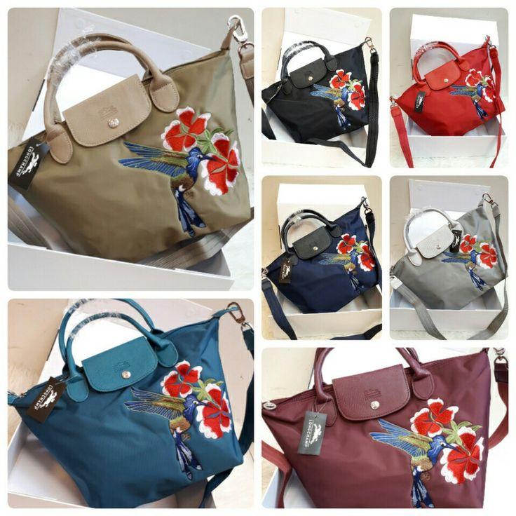 Tas Longchamp Semi Premium 6988 27x17x28 185rb