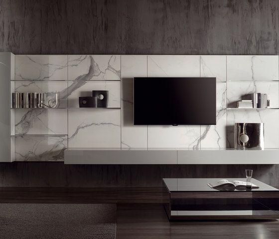 85 best Acerbis International images on Pinterest Tv units, Tv - innovative raumteiler system