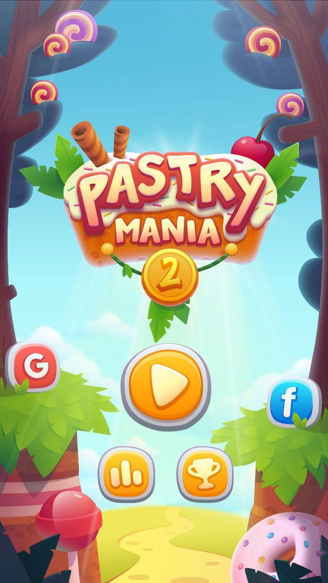 ArtStation - Pastry Mania 2, Fgfactory *
