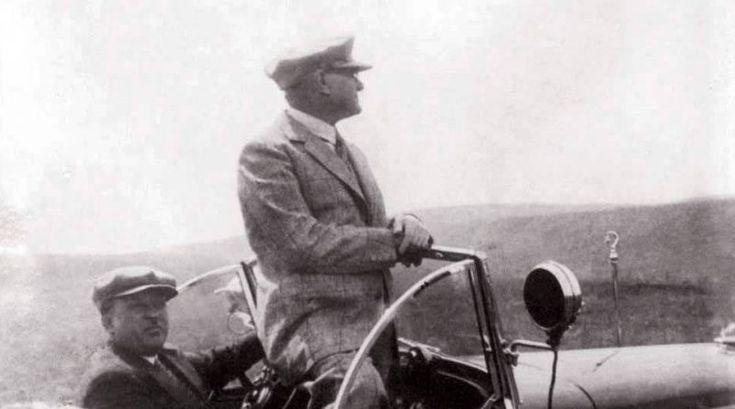 Atatürk'ün Şoförü Anlatıyor: 'Rahmetli Sürati Çok Severdi' | MustafaKemâlim