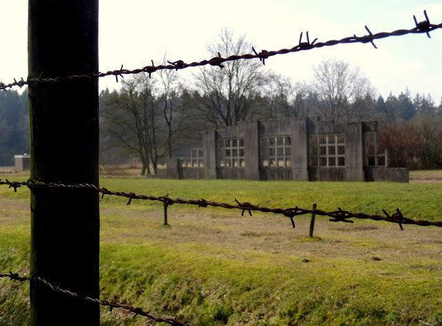 Westerbork ex Nazi Concentration Camp