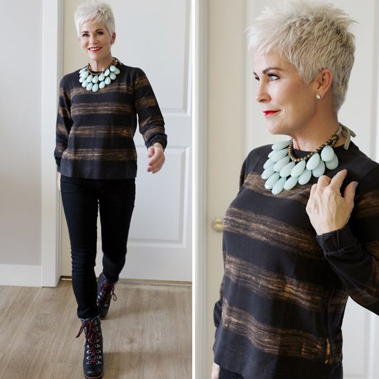 In LOVE with my new Lilla P sweatshirt! The quality is divine, and the comfort and style right up my…