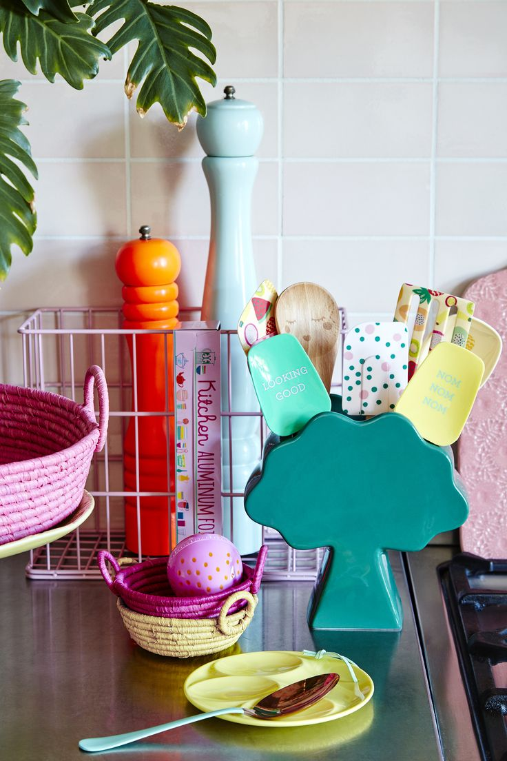 Happy colors for your kitchen - SS17