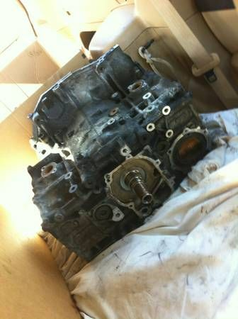 Subaru WRX Engine Parting Out