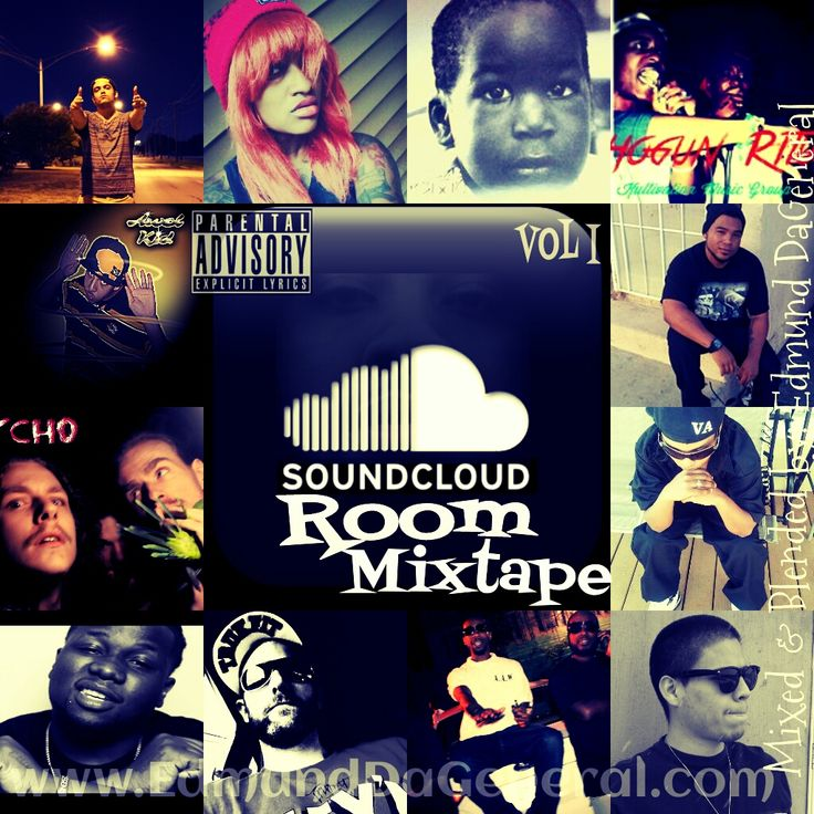 The SoundCloud Room Mixtape: Volume 1 I decided to come up with this idea awhile ago to put together a compilation of tracks from various artists who were looking to be heard. I sent out the messag...