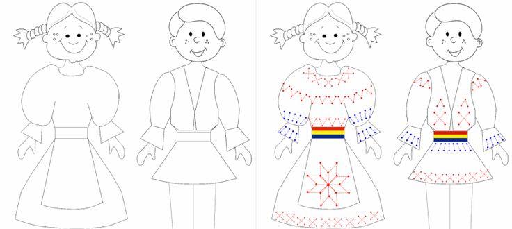 Idei de activități minunate pentru Ziua României ( copii între 2-10 ani)   ursuleți năzdrăvani