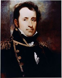 Stephen Decatur, Jr. (January 5, 1779 – March 22, 1820) was a United States naval officer notable for his many naval victories in the early 19th century. He was born on the eastern shore of Maryland, in Worcester County, the son of a U.S. naval officer who served during the American Revolution. Shortly after attending college, Decatur joined the U.S. Navy at the age of nineteen. He was the youngest man to reach the rank of captain in the history of the US Navy.