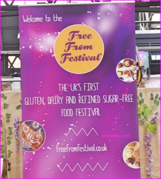 The Free From Festival London is the UK's first gluten free, dairy free and refined sugar free food festival. It is a successful food festival which incorporates free from food and live music. Please click on the link to read all about my day.