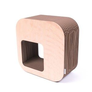 Looking into history, the Seat is the very product Kartoons learned how to work with cardboard. The first steps, many dead ends, drops of blood and sweat — all of it led to the birth of a high-end, tuned product. The Seat was the beginning of the cardboard age.